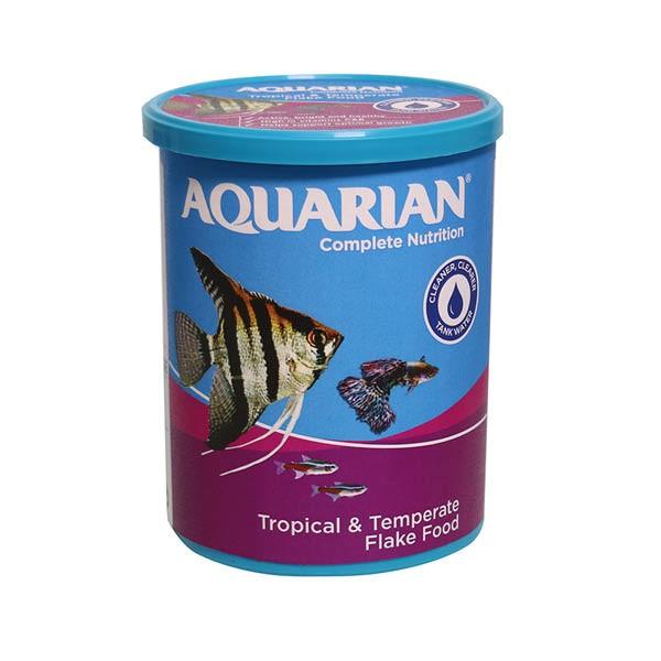 Aquarian Tropical Flakes 100g