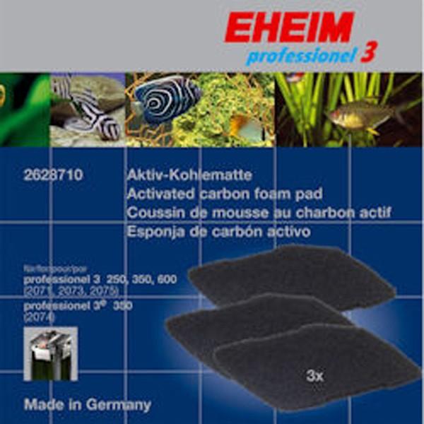 Eheim Carbon Pad Pro3 25 / 35 / 600 (3 Pcs)