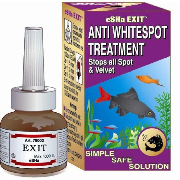 Esha Exit 20Ml (Whitespot)