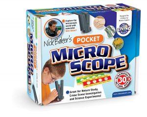 My Living World Pocket Microscope