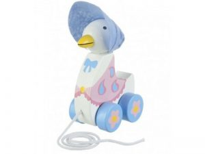 Jemima Puddle Duck Pull Along