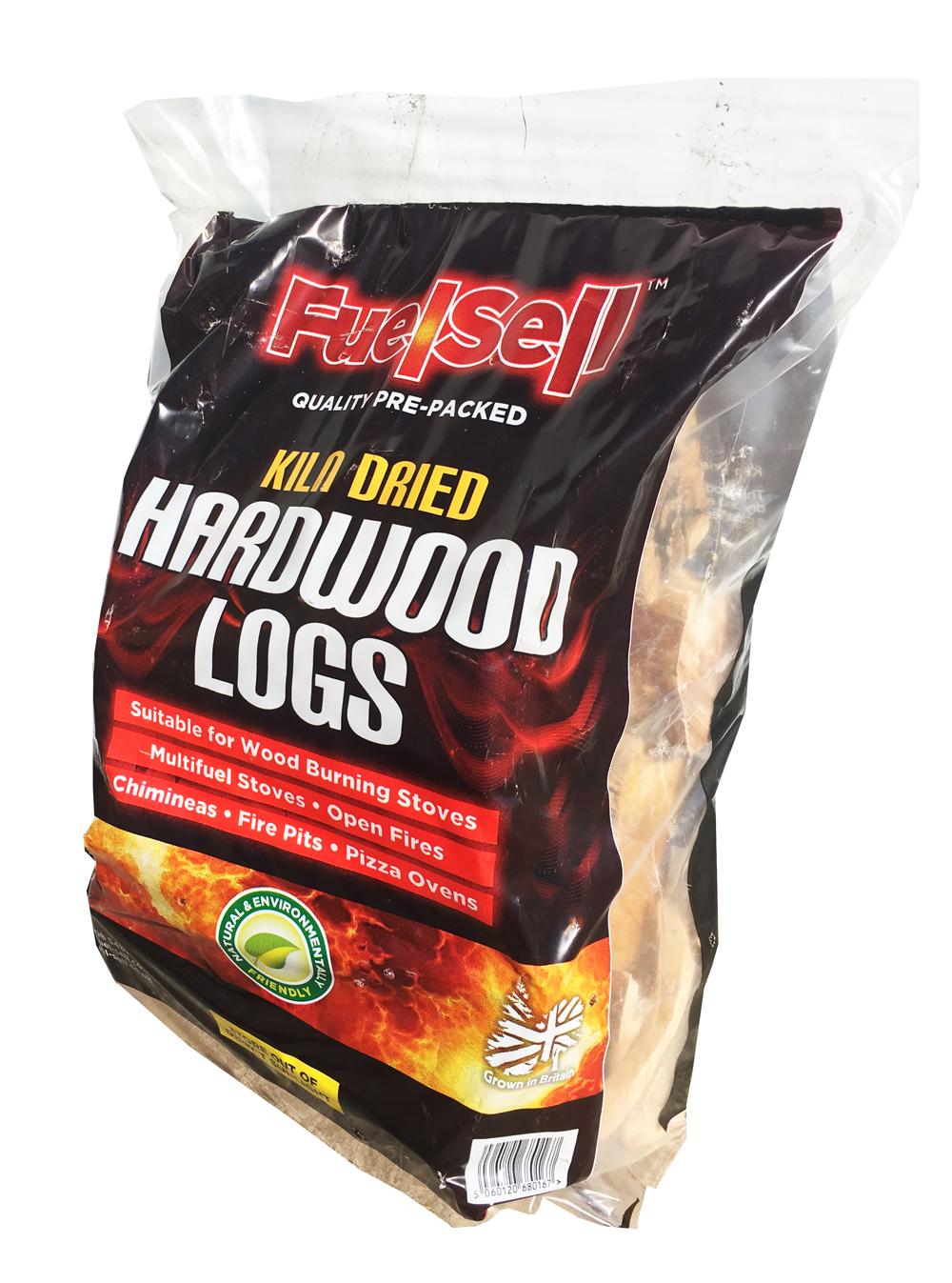 FuelSell Bag of Kiln Dried Hardwood Logs