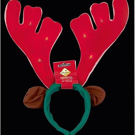 Premier 40cm Musical Light-Up Antlers