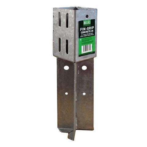 BIC Garden Fin-Grip Concrete-In - 75mm x 75mm