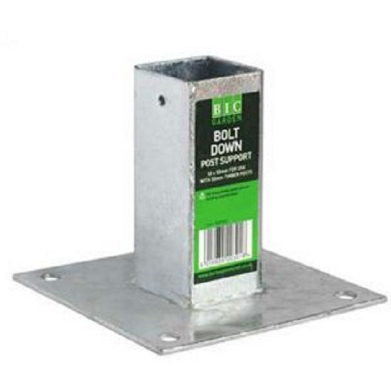 BIC Garden Post Support - 50mm x 50mm
