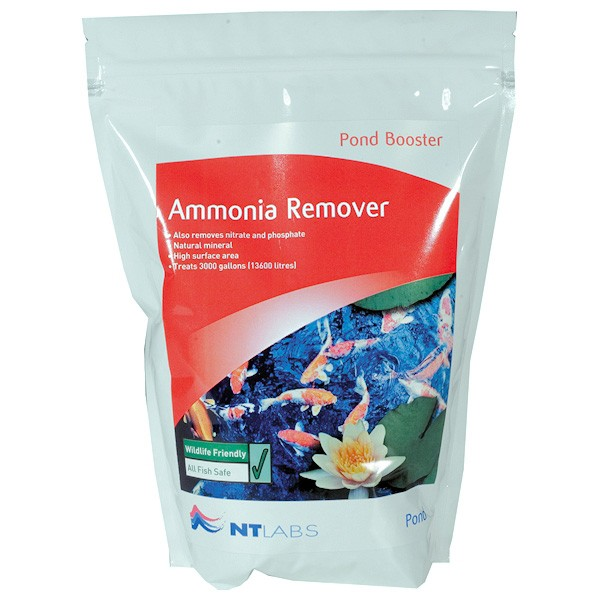 Nt Labs Pond Booster/Ammonia Remover - 1 kg