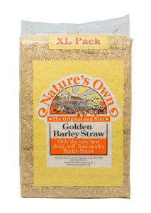 Nature's Own XL Straw 3.8 - 4kg approx