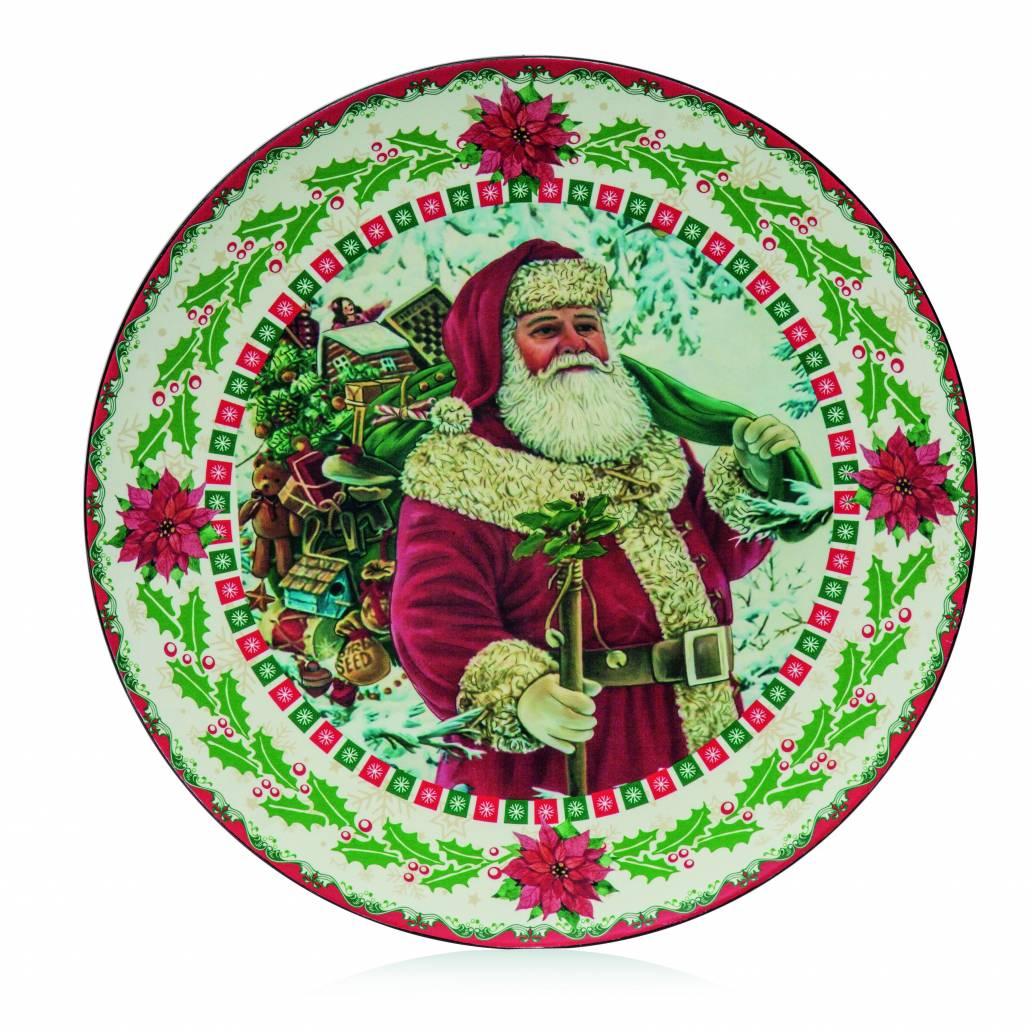Premier 40cm Dia Santa Charger Plate