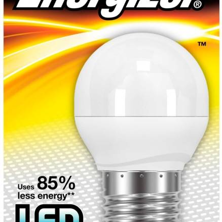 Energizer E27 Warm White Golf Lightbulb