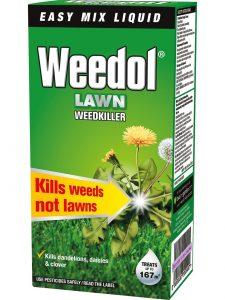 Weedol Lawn Weedkiller Concentrate - 1ltr