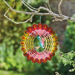 """Smart Garden 12"""" Fairy Rainbow Spinner"""