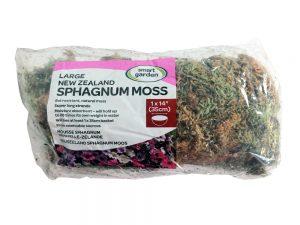 Smart Garden New Zealand Spaghum Moss - Large