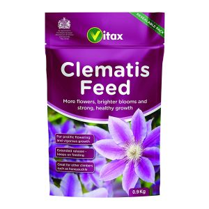 Vitax Clematis Feed Pouch - 0.9Kg