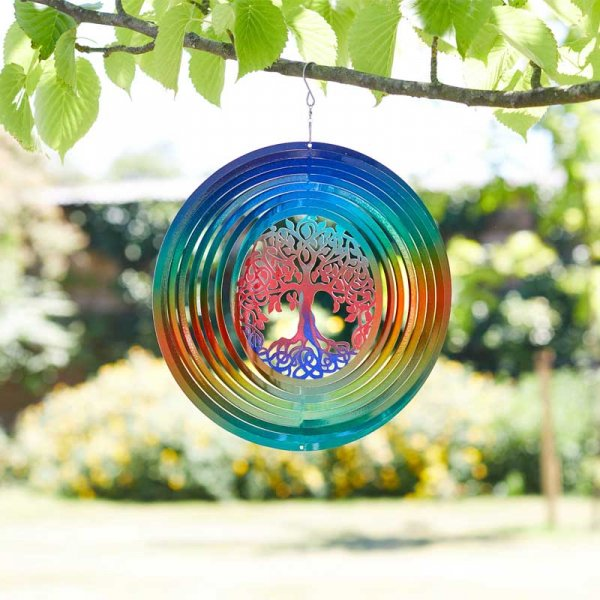Smart Garden Flamboya Tree Spinner 30cm