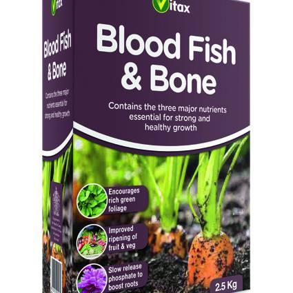 Vitax Blood Fish & Bone - 2.5kg