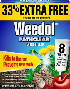 Weedol Pathclear 33% extra free