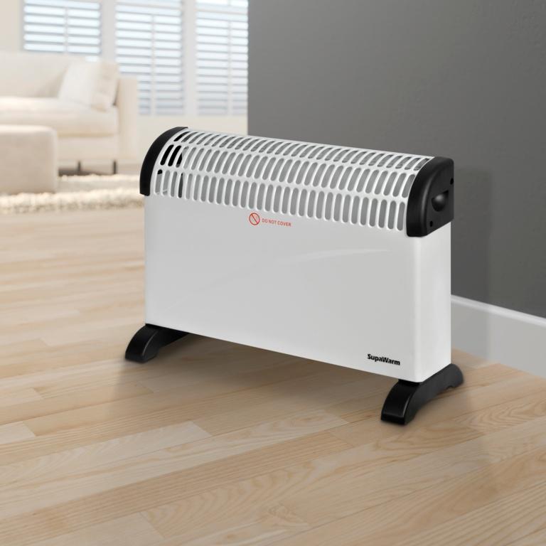 SupaWarm Convector Heater 2000w
