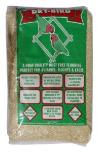 Dry Bird Bedding - 80L