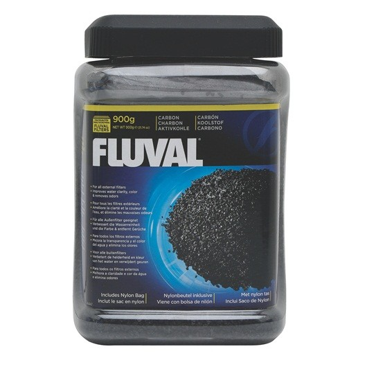 Fluval Activated Carbon 900g Bulk Jar