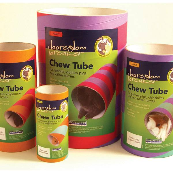 Chew Tubes Hamster Tube - Small