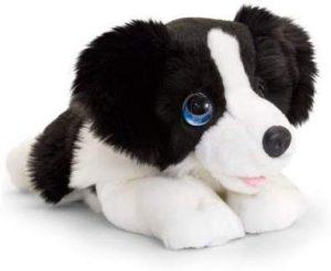 37cm Signature Cuddle Puppy Border Collie