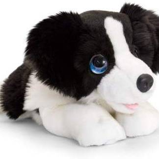 37cm Signature Cuddle Puppy Border Collie