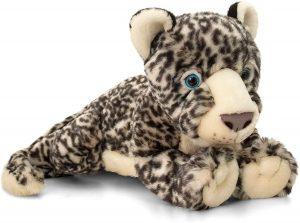 Keel 33cm Snow Leopard