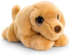 Keel 37cm Signature Cuddle Puppy Labrador