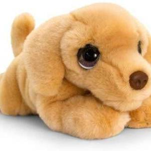 Keel 37cm Signature Cuddle Puppy Labrador
