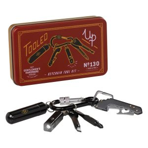 Gentlemen's Hardware Mini Keychain Set no130