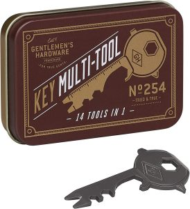 Gentlemen's Hardware Key Multi-Tool