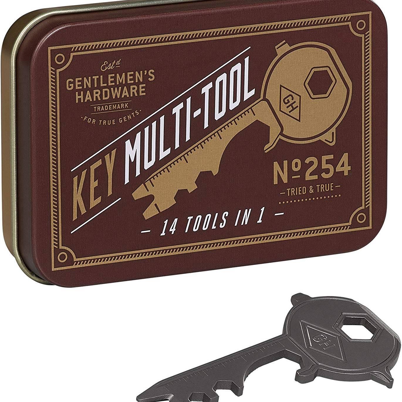 Gentlemen's Hardware Key Multi-Tool