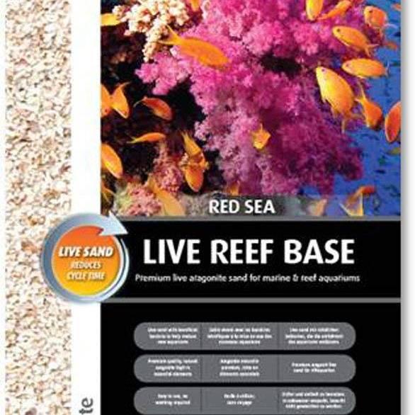 Red Sea Ocean White - Live Aragonite Sand (10Kg)