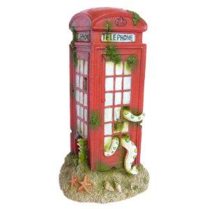 Betta Aquarium Fish Tank Ornament Phone Box Large Detailed