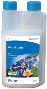 Nt Labs Pond Foamclear 1 Litre