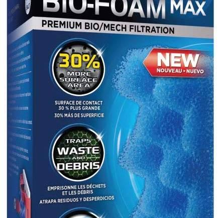 Fluval 107 BioFoam MAX