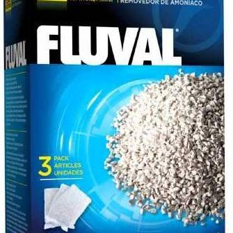 Fluval Ammonia Remover (3 X 180G In Filter Bags)