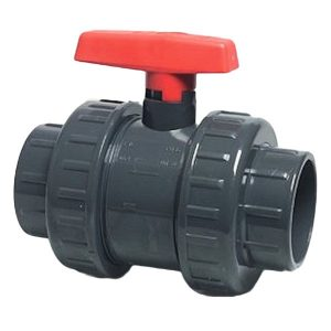 J&K 20mm Ball Valve (Solvent Weld)