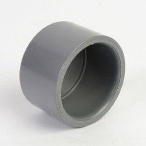 J&K 20mm End Cap (Solvent Weld)