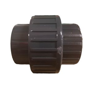 J&K 20mm Union Coupler (Solvent Weld)
