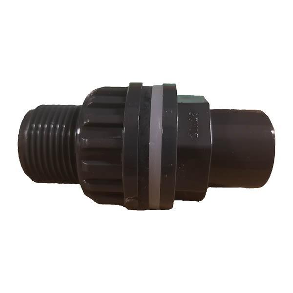 J&K 25mm Tank Connector (Solvent Weld)
