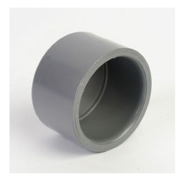 J&K 40mm End Cap (Solvent Weld)