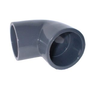 J K 40mm 90 Degree Elbow (Solvent Weld)