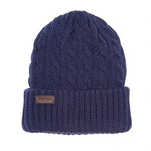 Barbour Balfron Beanie Hat - One Size