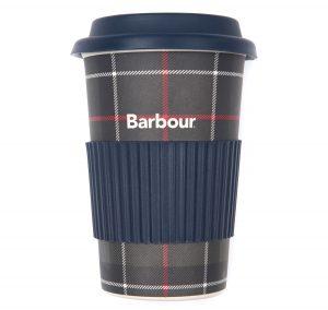 Barbour Tartan Travel Mug - Classic