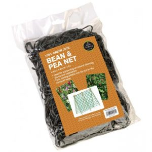 Bean & Pea Net Green 1.8m (6') x 1.8m (6')
