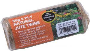 Garland 50G 2 Ply Natural Jute Twine