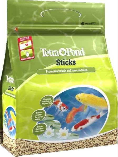 Tetra Pond Sticks 4L 450G