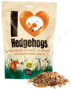Jacobi Jayne 'I Love Hedgehogs' Food - 500g