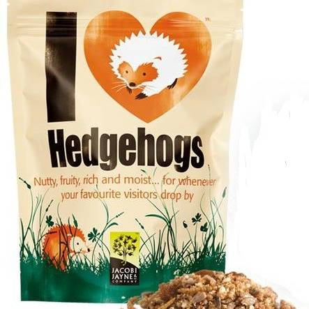 Jacobi Jayne 'I Love Hedgehogs' Food - 500g